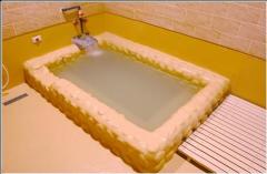 湯泉風呂個人池